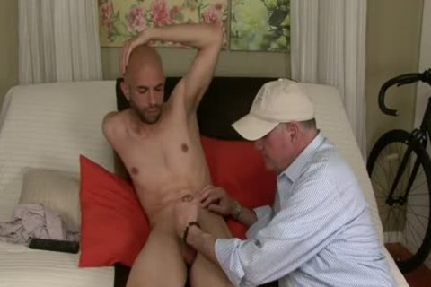 horny blow And love juice flow From Straight man!
